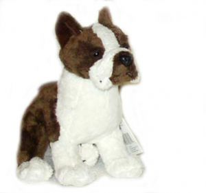 Rocky The Boxer Small Stuffed Animal 9 00 Jeannie S Cottage