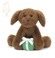 Ganz Soft Spot Chocolate Lab Stuffed Animal 4 50 Jeannie S Cottage